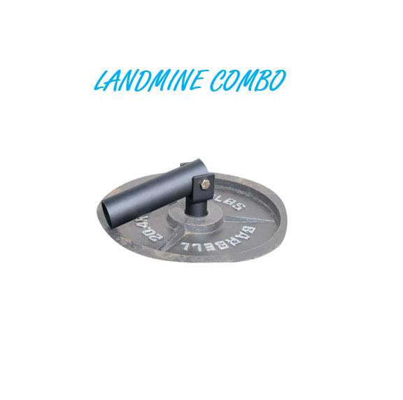 Landmine combo