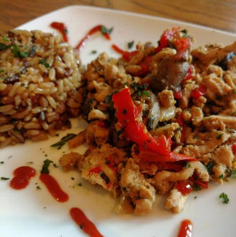 Thai Basil Chicken cropped
